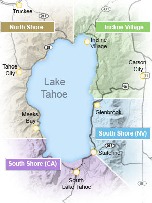 Lake Tahoe Reservations