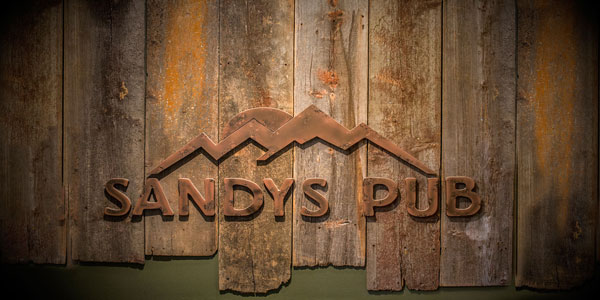 Sandy's Pub at Squaw Creek