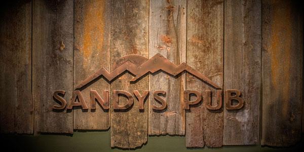 Sandy's Pub at Squaw Creek