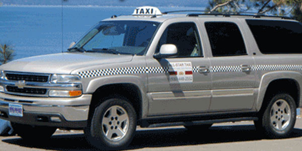 Taxi Tahoe All Star Taxi