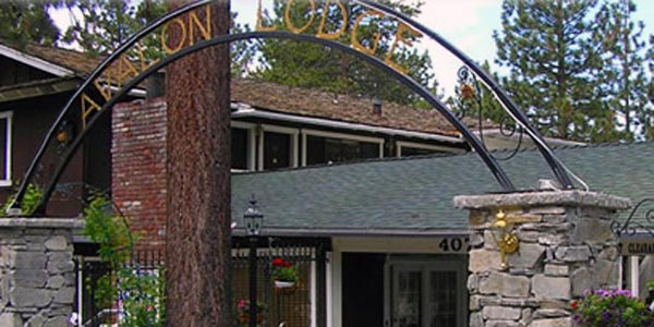 The Avalon Lodge Lake Tahoe California