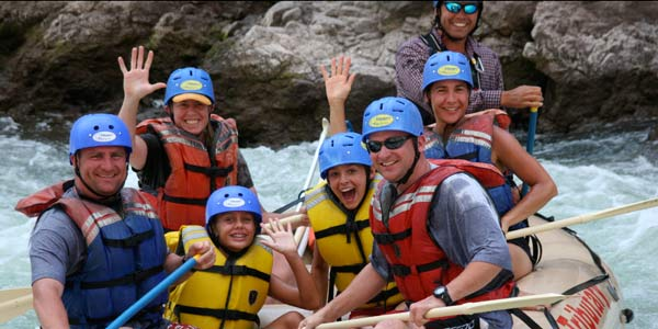 Truckee River Rafting Tours