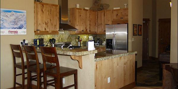 Luxury Penthouse Kitchen
