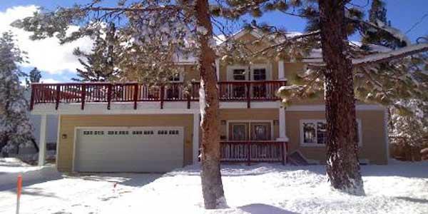 5 Star Luxury Lake Tahoe Cabin