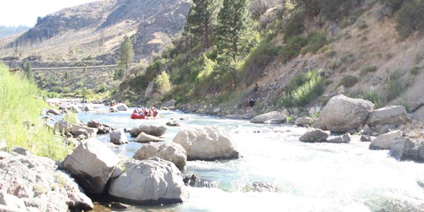Tributary Water Tours Truckee