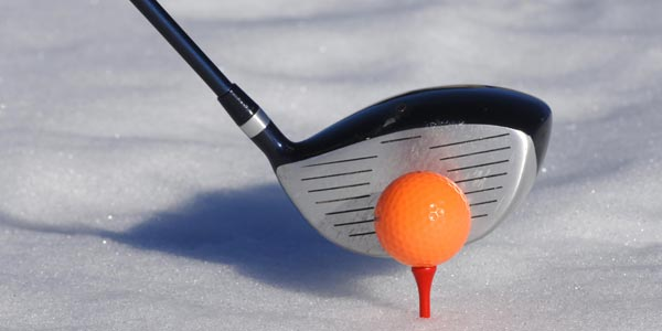 Alpine Snow Golf Tournament