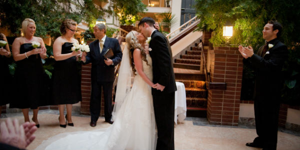 Lake Tahoe Resort Hotel Weddings