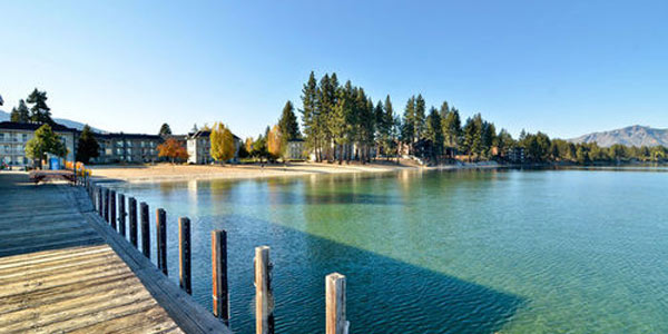 Beach Retreat and Lodge Lake Tahoe California