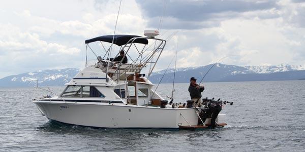 Fishing Charter of Incline Village Fishing Charter