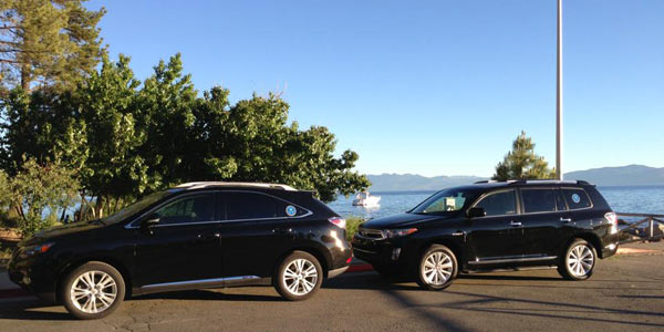 Independent Taxi Services Lake Tahoe California