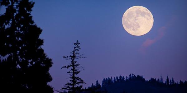 Peak of the Rim Full Moon Hike