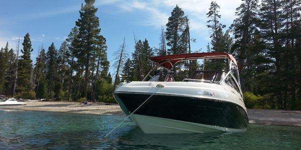 Jet Boats Tahoe