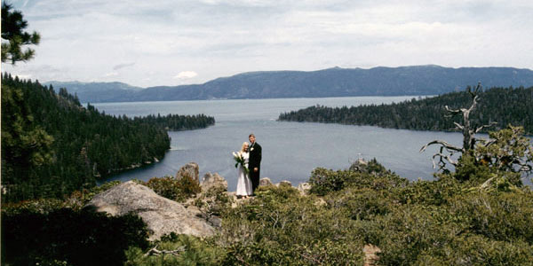 A Beautiful Lake Tahoe Wedding CA