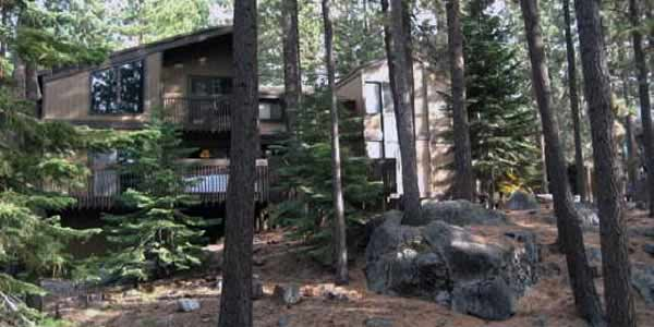 Accommodation Tahoe at Lake Village