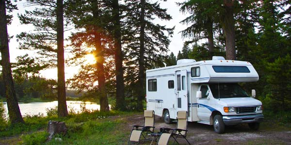 Acker RV Rentals at Lake Tahoe Zephyr Cove NV