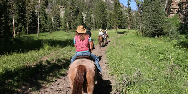 Alpine Meadows Stables Horseback Riding Tahoe City California