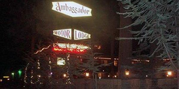 Lake Tahoe Ambassador Lodge CA