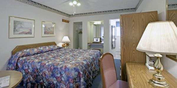 Americas Best Value Inn Tahoe City California