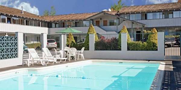 Americas Best Value Inn Hotel Lake Tahoe CA