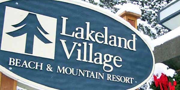 Aston Lakeland Village Beach Lake Tahoe CA