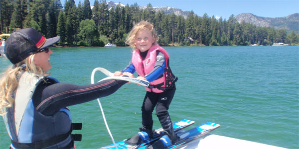 Birkholms Water Ski School South Lake Tahoe CA