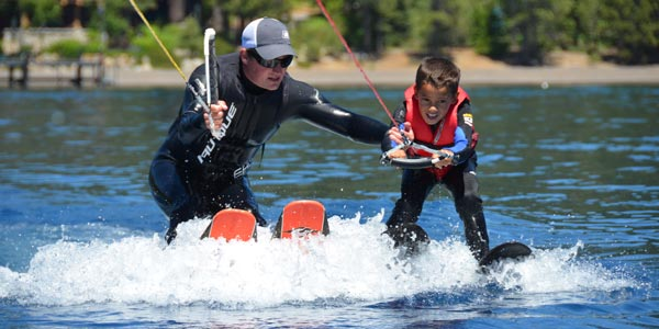Birkholm's Wakeboard Lessons Lake Tahoe