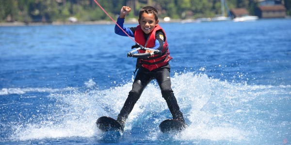 Birkholm's Water Ski Instruction Tahoe
