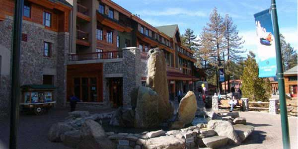 Blue Lake Inn Hotel Tahoe California