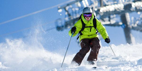 Boreal Mountain Ski Resort Truckee California