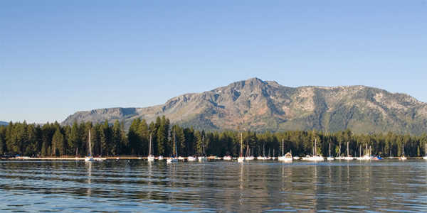 Camp Richardson Lodging and Camping South Lake Tahoe CA
