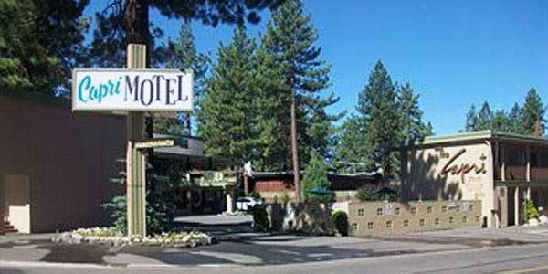 The Capri Motel South Lake Tahoe CA