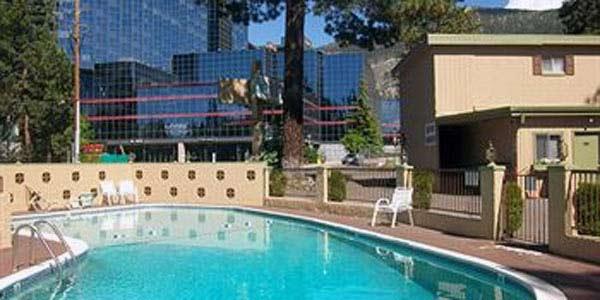 The Capri Lake Tahoe Hotel California