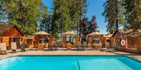 Cedar Glen Lodge Tahoe Vista California