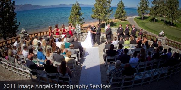 Chapel of the Pines  Weddings Lake Tahoe California