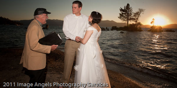 Chapel of the Pines  Weddings Zephyr Cove NV