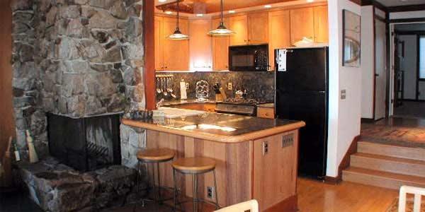 Chinquapin Vacation Rentals Tahoe City CA