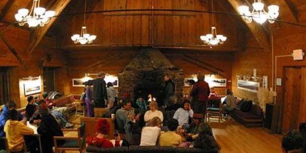 Clair Tappaan Lodge Norden California