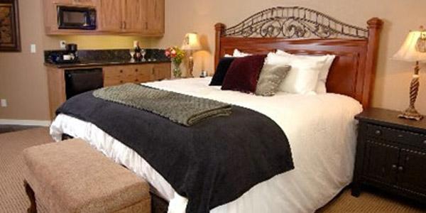 Deerfield Lodge Hotel Lake Tahoe California