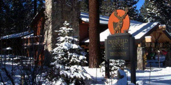 Deerfield Lodge at Heavenly Lake Tahoe CA