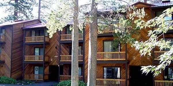 Donner Lake Village Resort Lake Tahoe CA