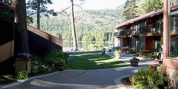 Donner Lake Village Resort Truckee CA