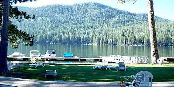 Donner Lake Village Resort Truckee California
