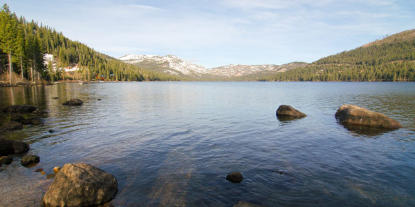 Donner Memorial State Park Truckee CA