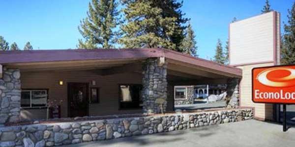 Econo Lodge South Lake Tahoe CA