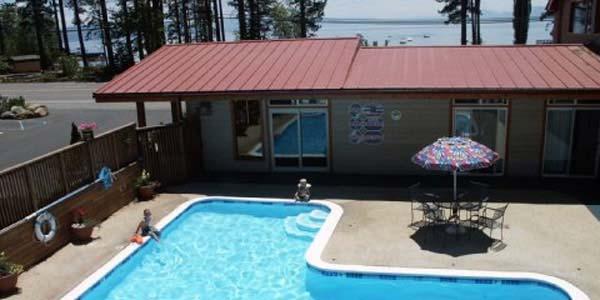 Firelite Lodge Hotel Tahoe Vista CA