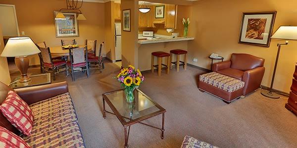 Lake Tahoe Forest Suites Resort
