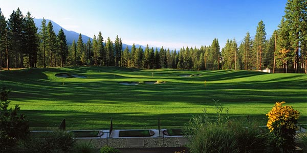Golf Incline Lake Tahoe CA