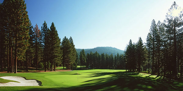Golf Course Incline Village NV