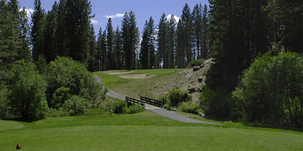 Golf Course Incline Village Nevada