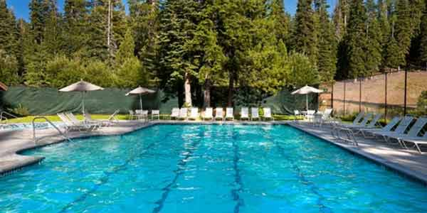Granlibakken Lodge Lake Tahoe California